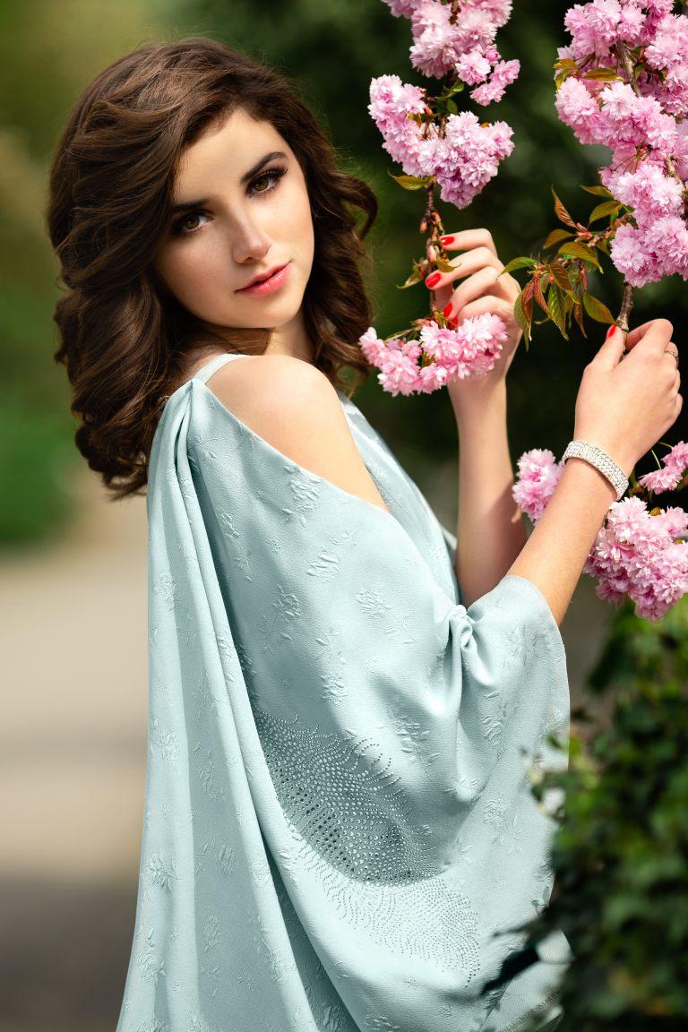 Lily for Elegant Magazine