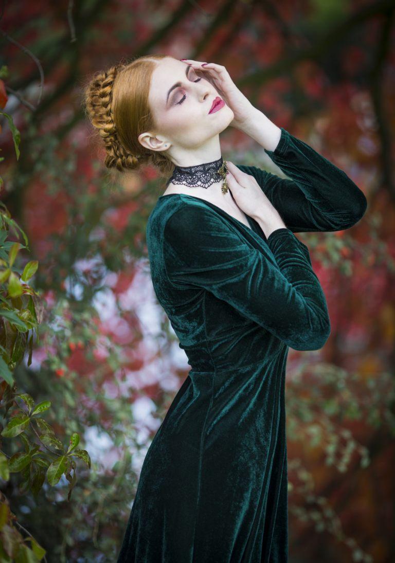 Grace Gray, Fashion
