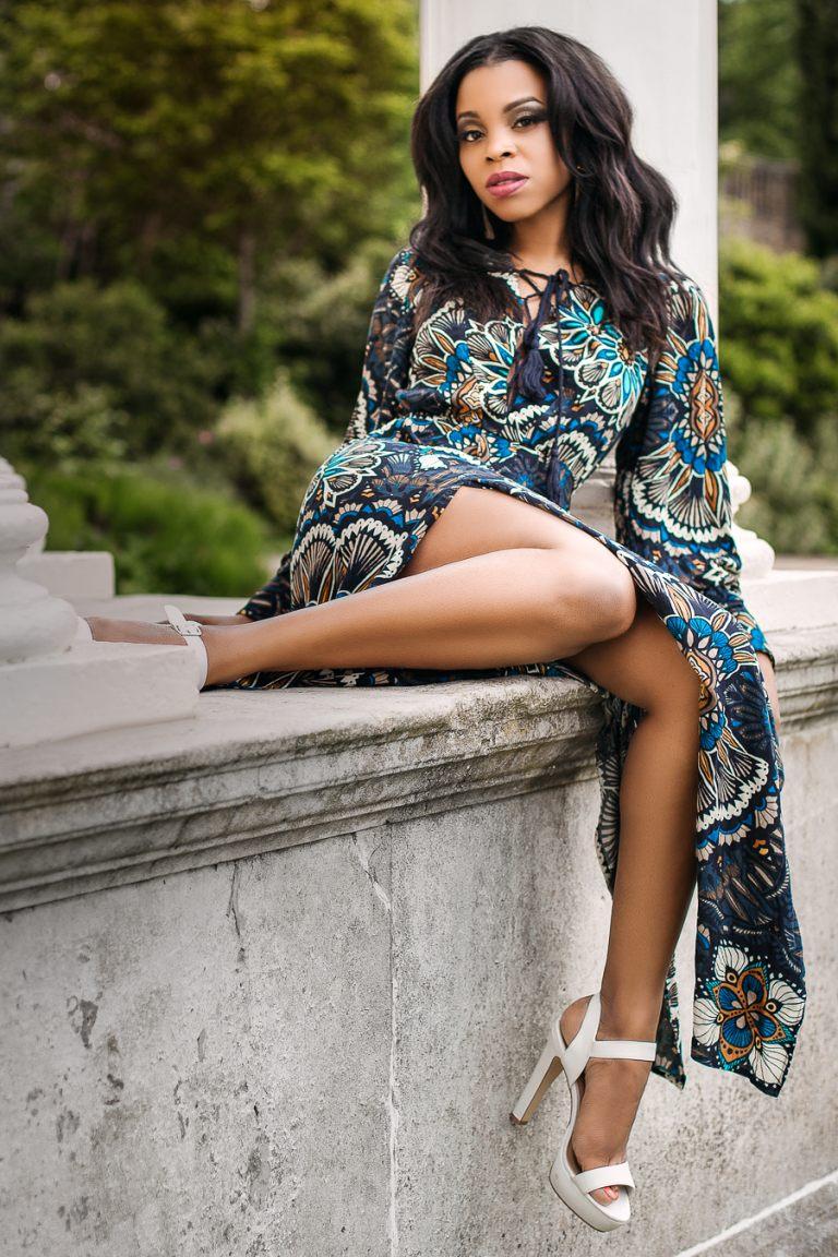 Leanna Beckford, Editorial Fashion