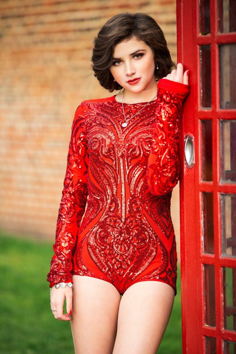 Lily Spinner for Elegant Magazine