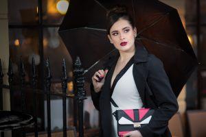 Anou, street fashion, London