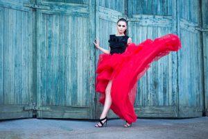 Ina Fashion and Movement