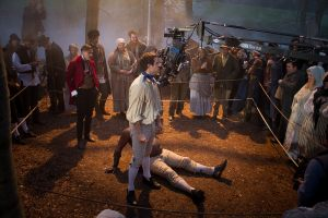 Prizefighter Behind the Scenes