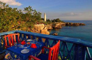 Expedia, Jamaica, 'The Caves' boutique hotel.