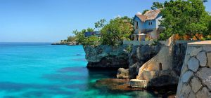 Expedia, Jamaica, 'The Caves' boutique hotel.