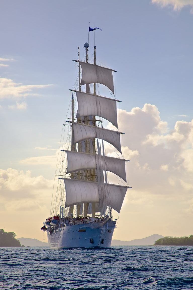 Star Clippers Sailing Shoot